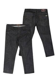 "Ed Baxter Raw wash fashion jeans (32"")"