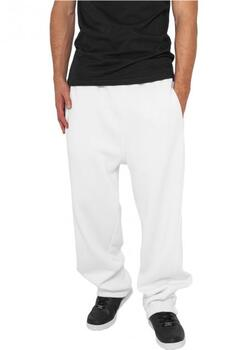 Smarte hvide sweatpants