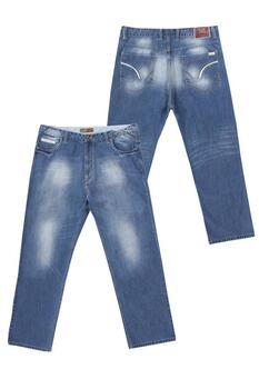 "Ed Baxter ""slidte"" fashion jeans (38"")"
