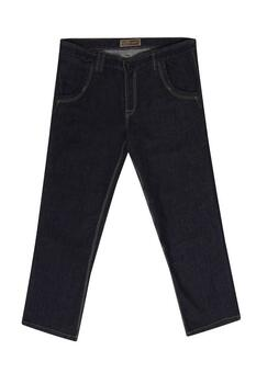 "Ed Baxter fashion dark denim jeans (32"")"