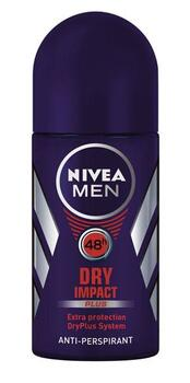 Dry Impact Plus Roll-On (50ml) - Nivea Men