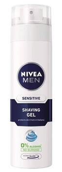 Sensitive Shaving Gel (200ml) - Nivea Men