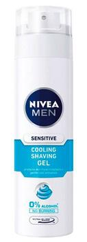 Sensitive Cooling Shaving Gel (200ml) - Nivea Men