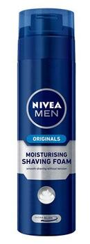 Originals Moisturising Shaving Foam (200ml) - Nivea Men