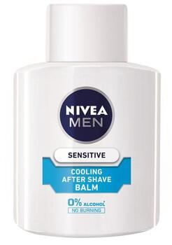 Sensitive Cooling After Shave Balm (100ml) - Nivea Men