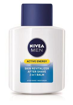 Active Energy Skin Revitalizer After Shave 2 in 1 Balm (100ml) - Nivea Men