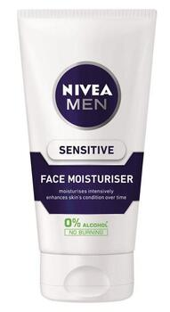 Sensitive Face Moisturiser (75ml) - Nivea Men