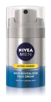 Active Energy Skin Revitalizer Face Cream (50ml) - Nivea Men