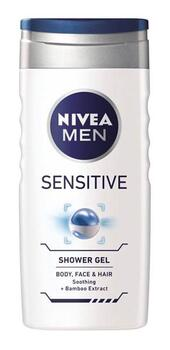 Sensitive Shower Gel (250ml) - Nivea Men