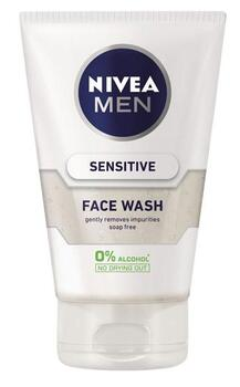 Sensitive Face Wash (100ml) - Nivea Men