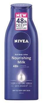 Rich Body Lotion Nourishing Milk (400ml) - Nivea