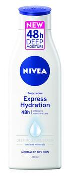 Express Hydration Body Lotion (250ml) - Nivea
