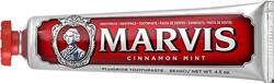 Marvis Cinnamon Mint Tandpasta m. flour (85 ml.)