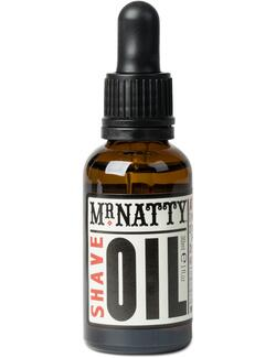 Mr. Natty Shave Oil (30 ml.)