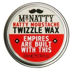 Mr. Natty Moustache Twizzle Wax (10 ml.)