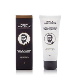 Percy Nobleman Face & Stubble Moisturiser (75 ml.)