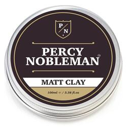 Percy Nobleman Matt Clay (100 ml.)