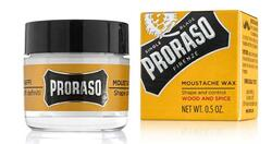 Proraso Moustache Voks, Wood & Spice, (15 ml.)