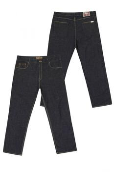 "Ed Baxter Stretch fit jeans (Dark denim) (30"")"