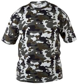 D555 Camouflage T-shirt (Storm) (Tall)