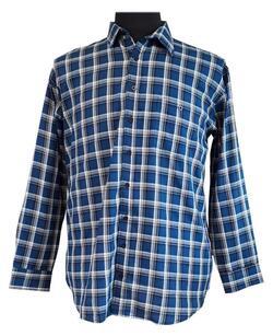 a43a659d Skjorter med lange ærmer i store størrelser til mænd