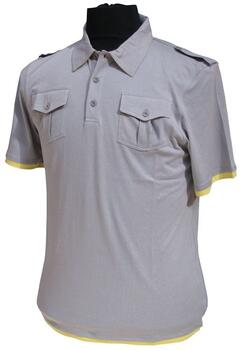 Green Duck polo-shirt (Jersey)