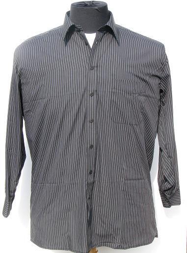 582d19c4 Køb Sort skjorte - God pris: 175,00 DKK,-