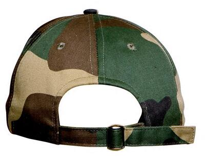 Army Cap Camouflage