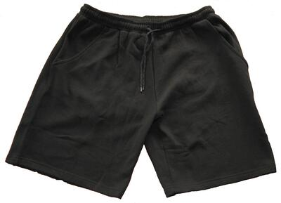 Kamro sorte sweat-shorts