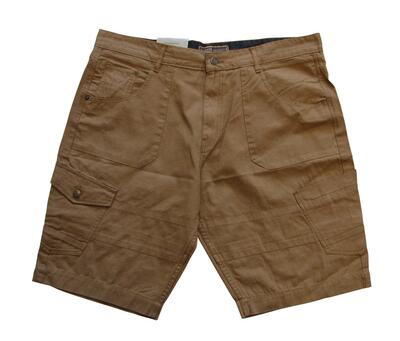 Ed Baxter Canvas shorts (Brun)