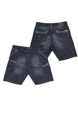 Ed Baxter denim bermuda shorts