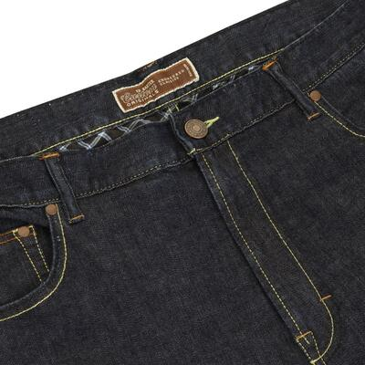 Ed Baxter Stretch fit jeans (Dark denim)