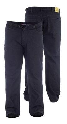 "Rockford Stretch Jeans (Sort) (32"")"