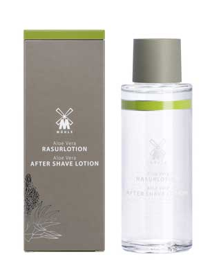 Mühle Aftershave Lotion, Aloe Vera, (125 ml.)
