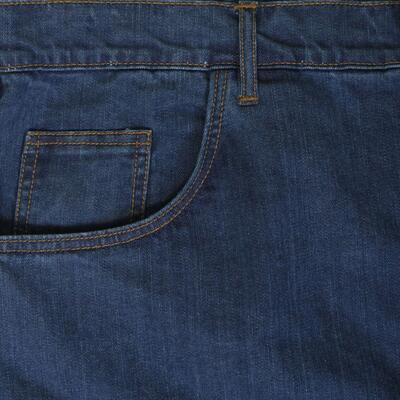 "Ed Baxter denim blå jeans m. stretch (30"")"