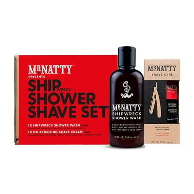 Ship, Shower, Shave Set
