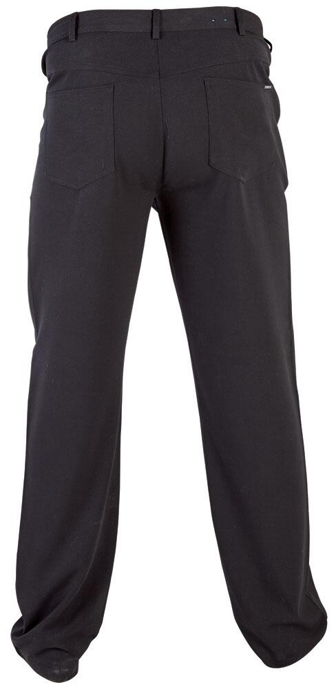 D555 klassiske sorte bukser (Stretch) (32