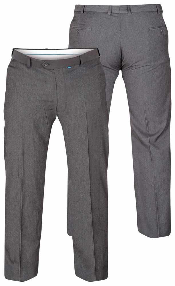 Klassiske koksgrå bukser (Extenda Waist) (32