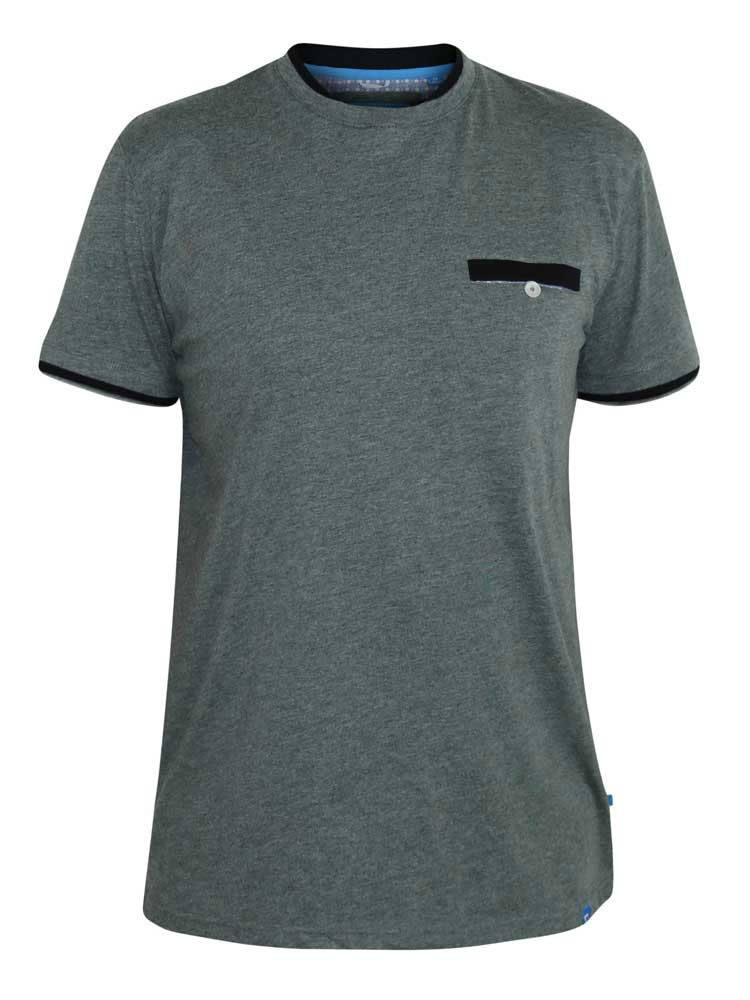 cadb68e1a73 LUX T-shirt i stor størrelse fra ARKURI Fashion. Lækker stor T-shirt.